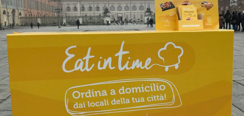 EATINTIME – Il food delivery che va oltre il food delivery